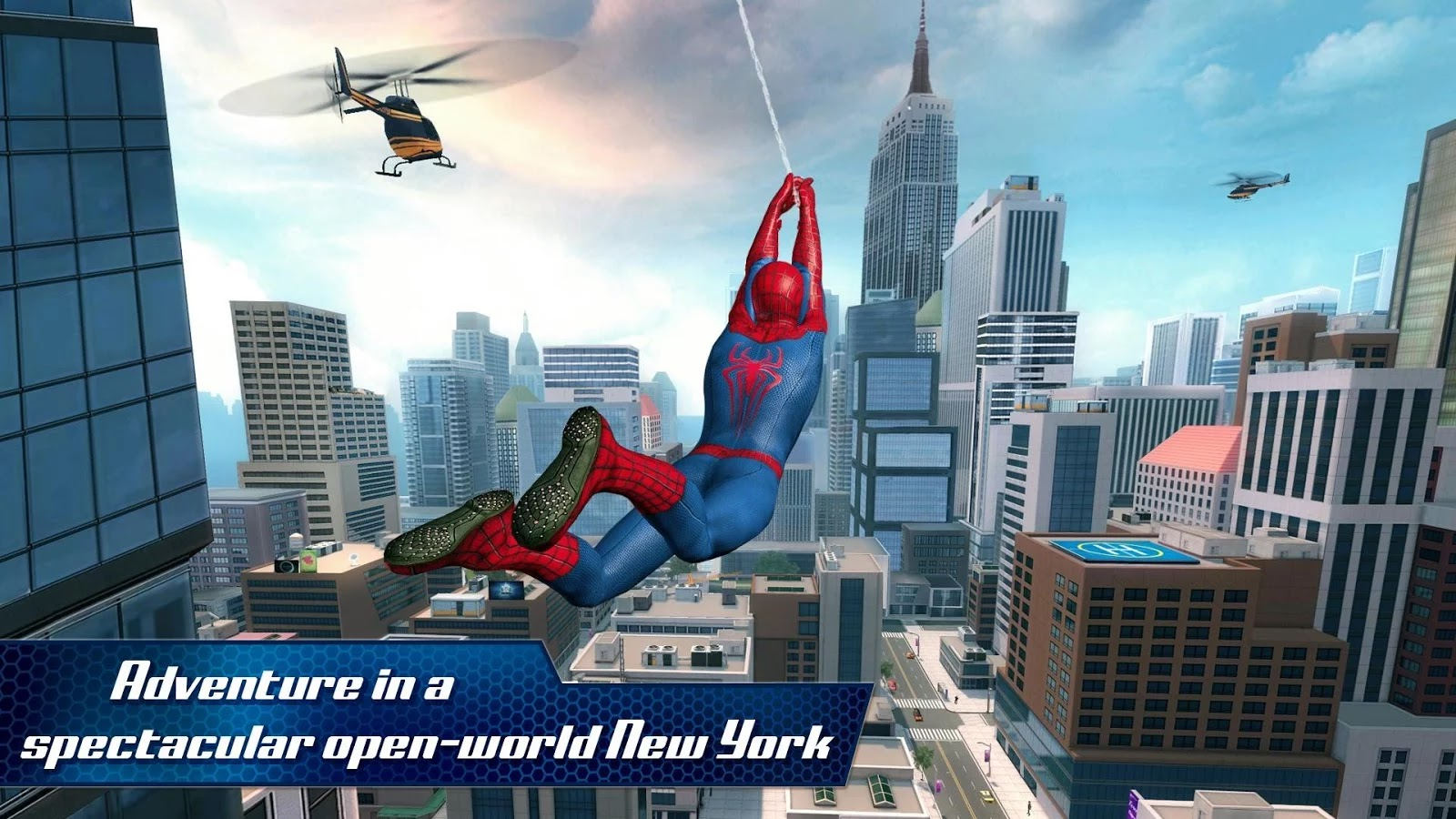 Screenshot The Amazing Spiderman 2 Android