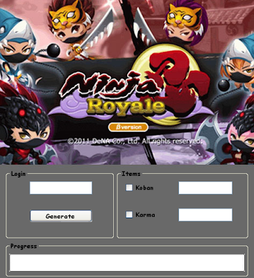 Download Free Ninja Royale Hack