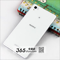 Sony Xperia Z1 in White