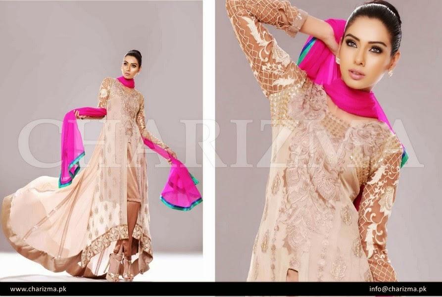 Eid Chic Chiffon Dresses