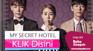 "DRAMA KOREA TERBARU ""MY SECRET HOTEL"""