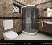 Kerala Bathroom Designs