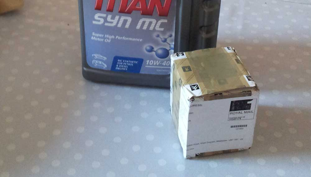 peugeot 306 oil filter