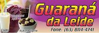 Guaraná da leide