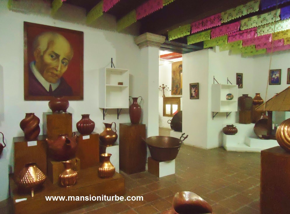 The National Museum of Copper in Santa Clara del Cobre