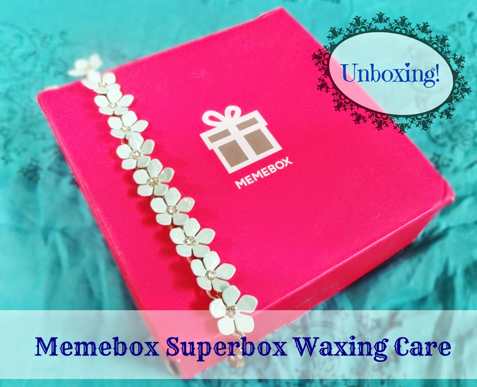 Memebox Superbox Waxing Care
