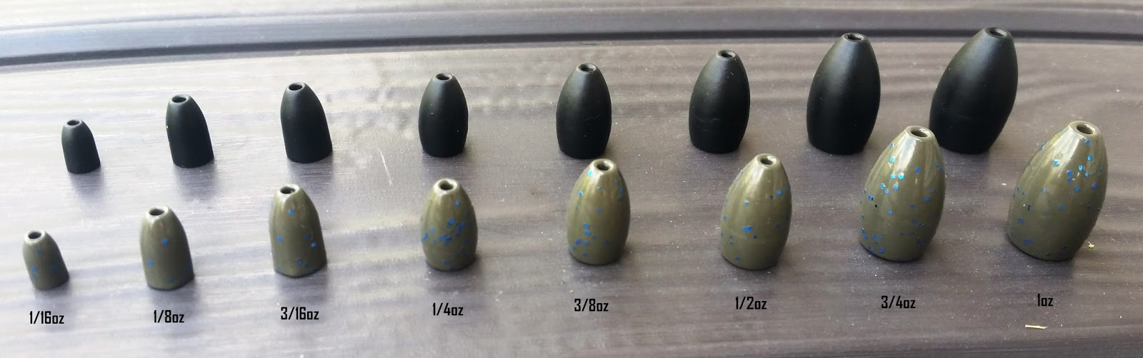 Fishing Weight Chart Solidique27