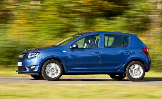 Oficial: esse é o Novo Renault Sandero