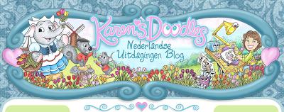 Karen's Doodles Nederlandse Uitdagingen Blog