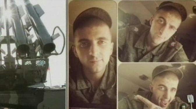 Aksi Selfie Tentara Rusia Menambah Rumit Konflik di Ukraina