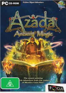 Azada: Ancient Magic cover