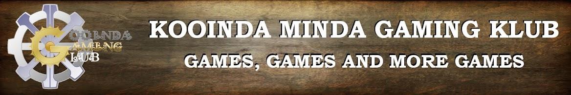 Kooinda Mindas Gaming Klub