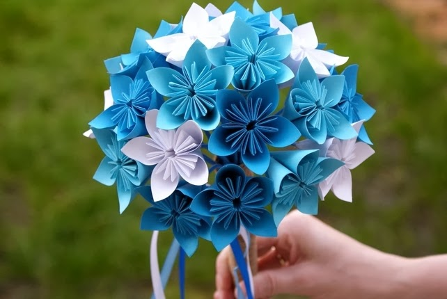 Pay for paper flower making videos