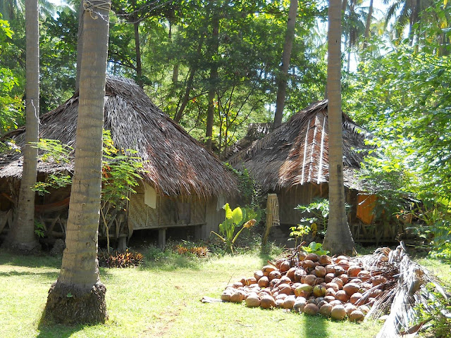 Бамбуковые хижины. Остров Ко Ланта. Таиланд