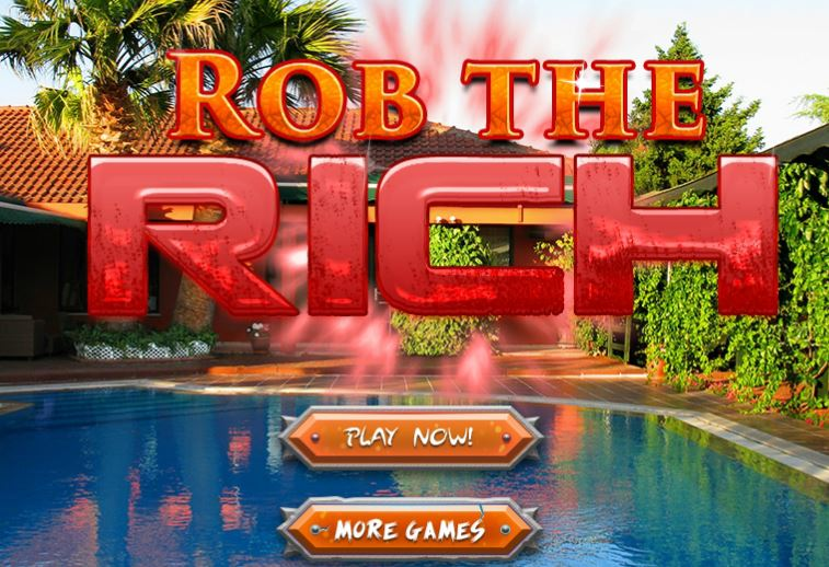 Hidden247 Rob the Rich