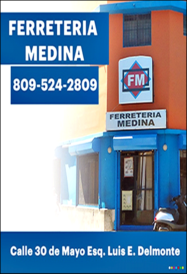FERRETERÍA MEDINA/BARAHONA