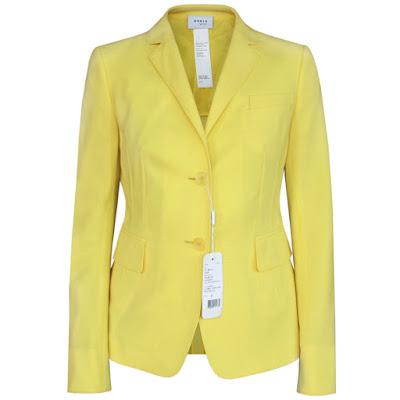 akris punto blazer jacket
