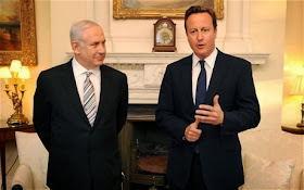 PM, DAVID CAMERON IN TWO DAY VISIT TO ISRAEL AND PALESTINE: