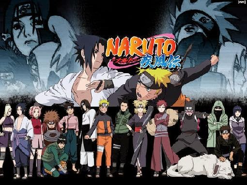 Download Naruto Shippuuden 1ª Temporada Dublado