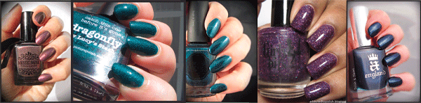 Making Time For Indie Polishes