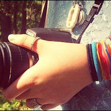 camera, girl, photography, cute