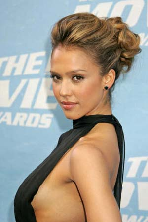 Top Celebrity Profile and Picture | Hot and Sexy: Jessica Alba Profile and ...
