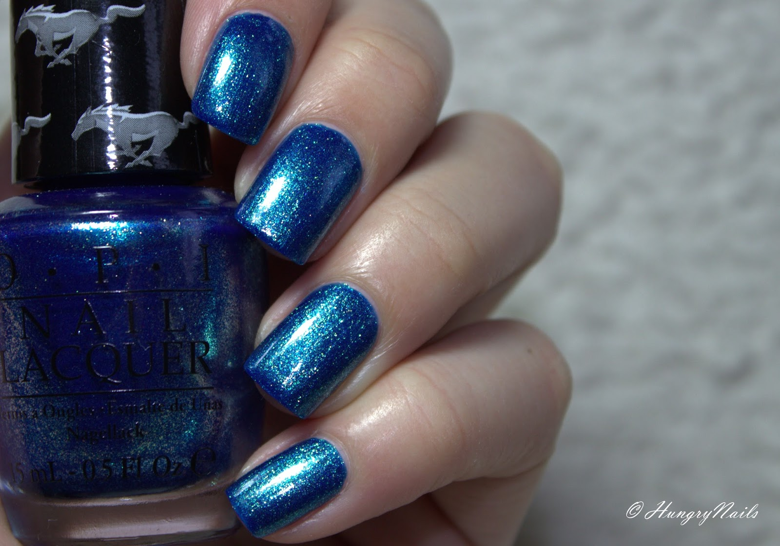 Blue Friday Spezial | OPI The Sky\'s My Limit - HungryNails Blog ...