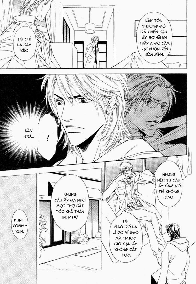 TruyenHay.Com - Ảnh 27 - Gokujou no Koibito Chương 20 - END