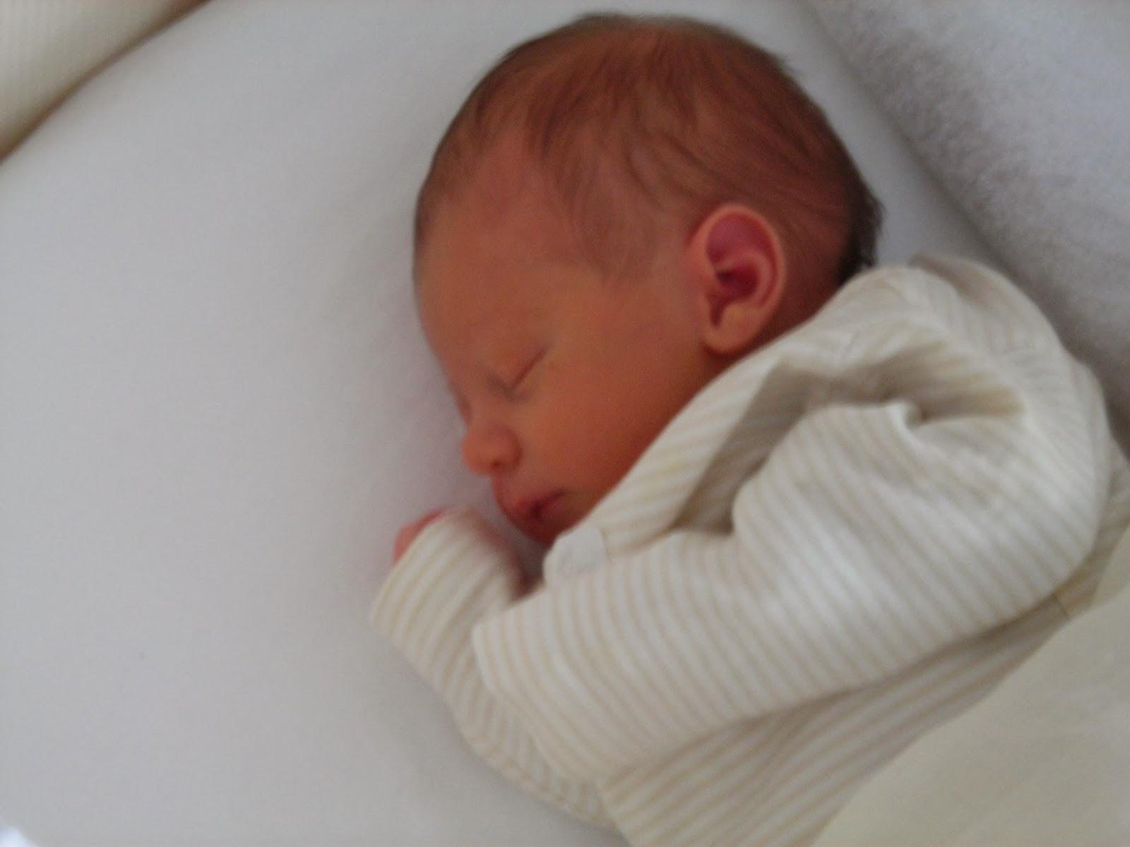 Las primeras visitas en el hospital al recién nacido