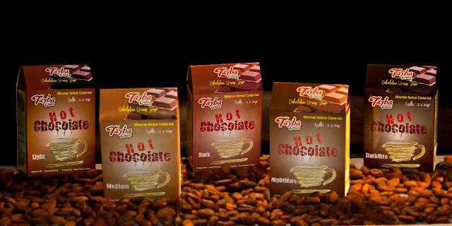 Tayba Choco, Minuman Coklat Enak 5 Level