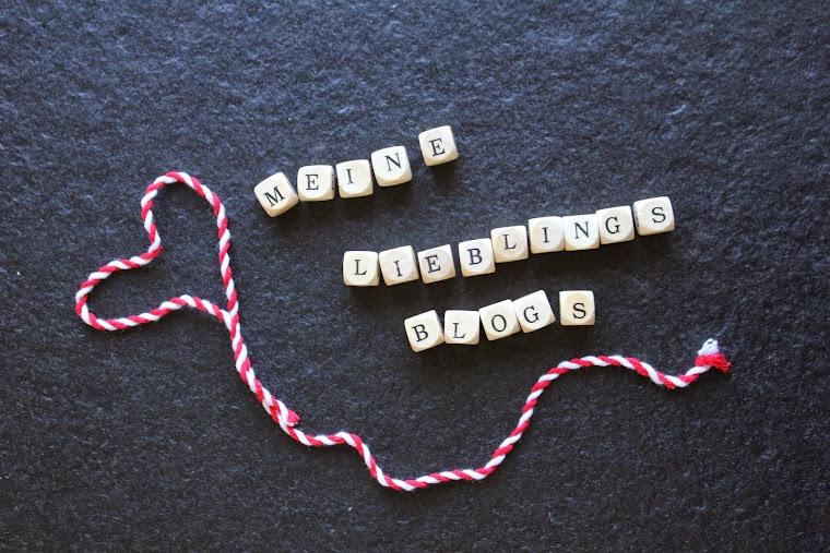 Deko-Impressionen-Lieblingsblogs