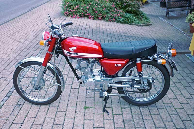 10 Motor Idaman Bikers di Tahun 80-an - Tahun 80