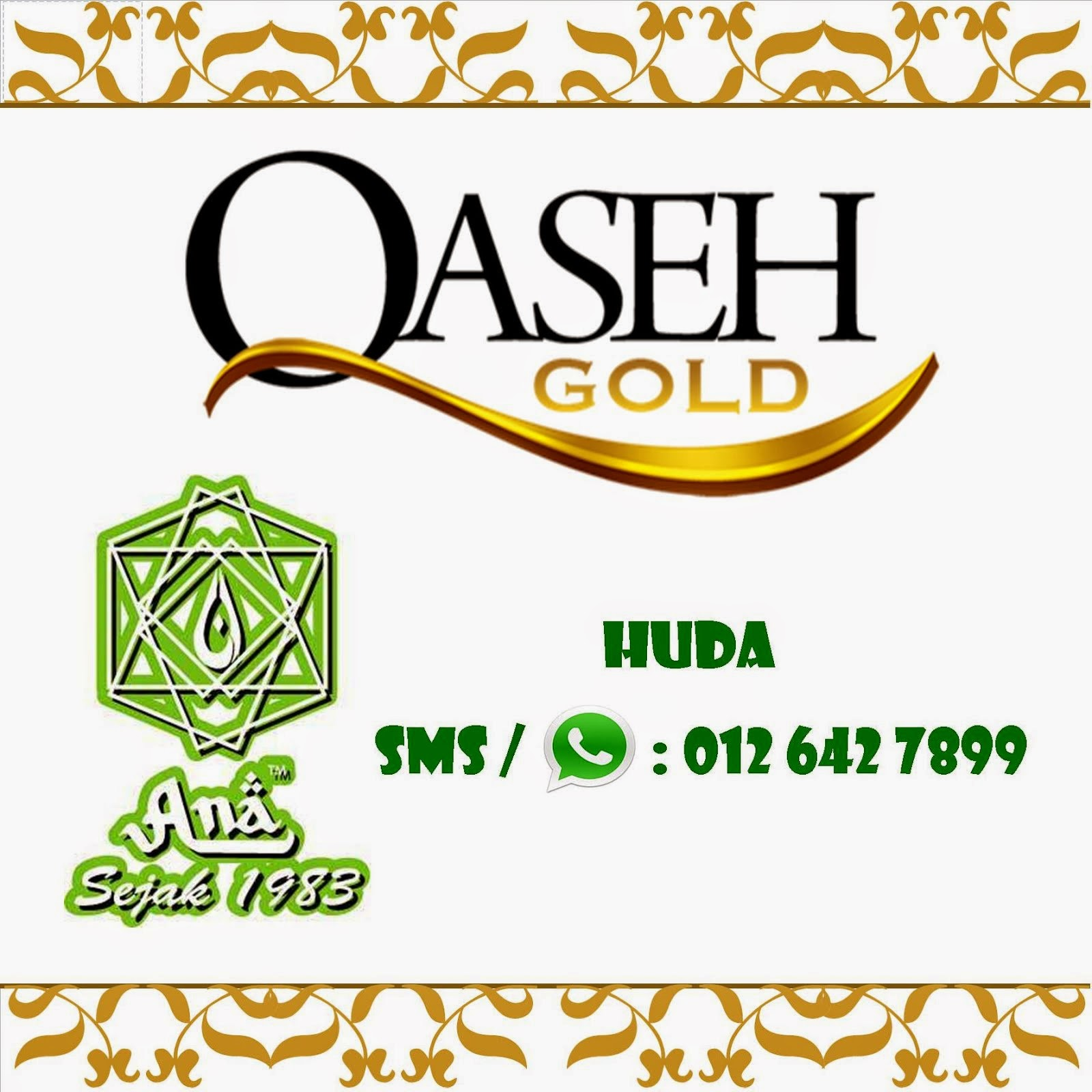 Feel Free To Visit & Like My Qaseh Page!
