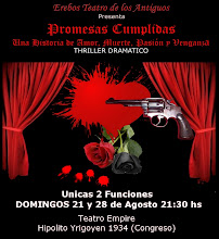 ESPECIAL previa al Estreno de PROMESAS CUMPLIDAS (Resumen Argumental & Soundtrack)