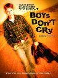 Boys don´t cry (Kimberly Peirce, 1999)