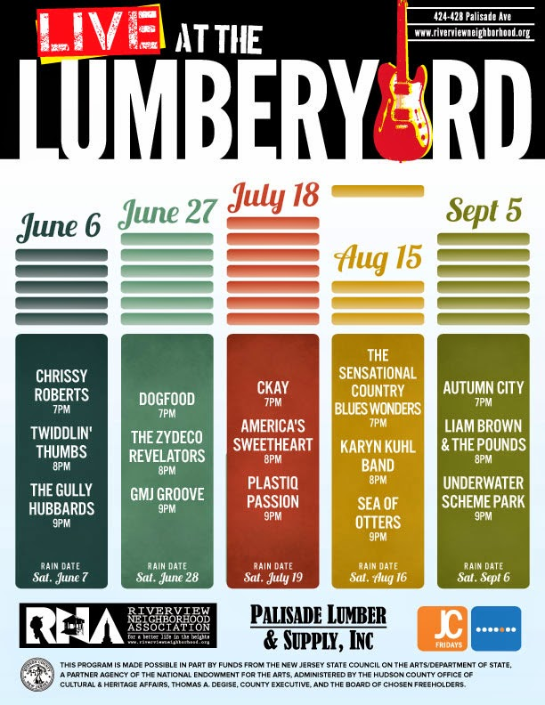 RNA Presents : Live at the Lumberyard