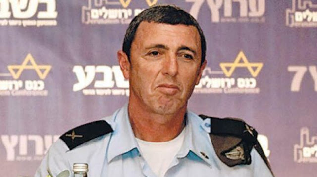 The Israeli military's chief rabbi, Brigadier General Rafi Peretz (file photo)