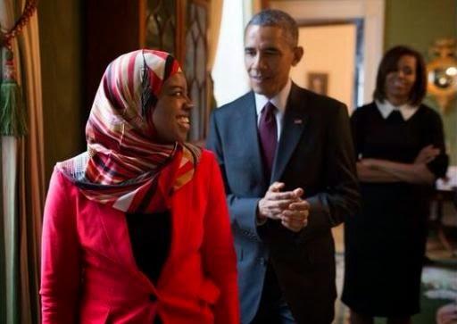 nigerian harvard student invited white house