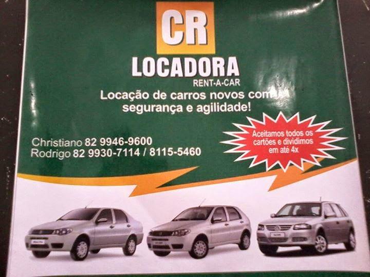 CR LOCADORA em Arapiraca