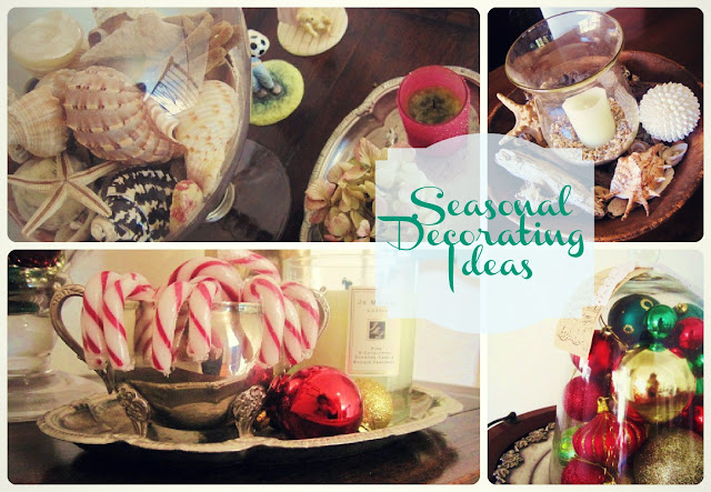 Say G'Day Linky Party ~ Seasonal Decorating Ideas.