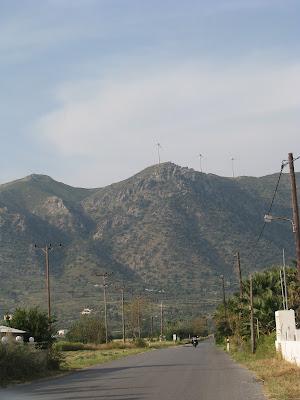 Kardamena Pyli Road