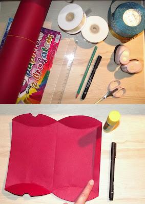 DIY: pudełka