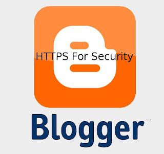 Blogger, Cara Mengaktifkan Mode HTTPS Untuk Blogger