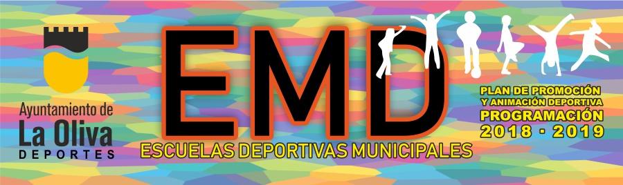 Escuelas Deportivas Municipales 2013-2014