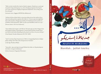 """Buku; """"Bismillah Jadilah Istriku; Sebuah Pinangan"""""""