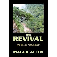 http://www.amazon.com/Revival-Book-Two-Totoboan-Trilogy/dp/1432773143/ref=sr_1_1?ie=UTF8&qid=1433117823&sr=8-1&keywords=The+Revival%2C+by+Maggie+Allen