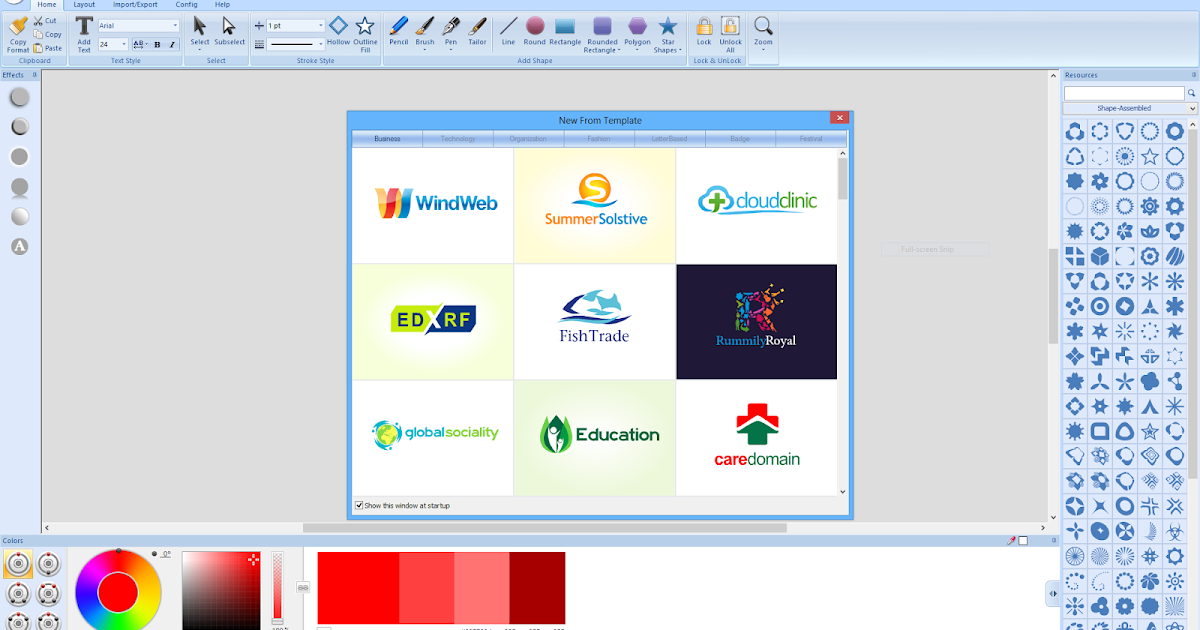 Cara membuat logo blog sendiri, mudah dan propesional 2015
