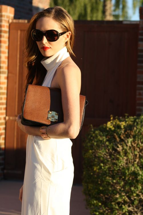 Spring-Trend-White-Jumpsuit-Retro-Makeup-Black-and-white-outfit-house-of-harlow-sunglasses-Arizona-fashion-blogger