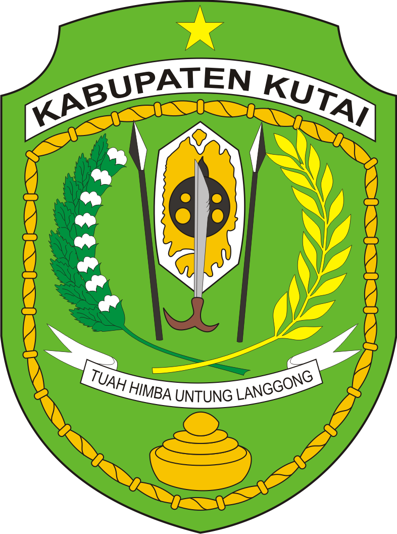 Logo Lama Kabupaten Kutai - Provinsi Kalimantan Timur ...