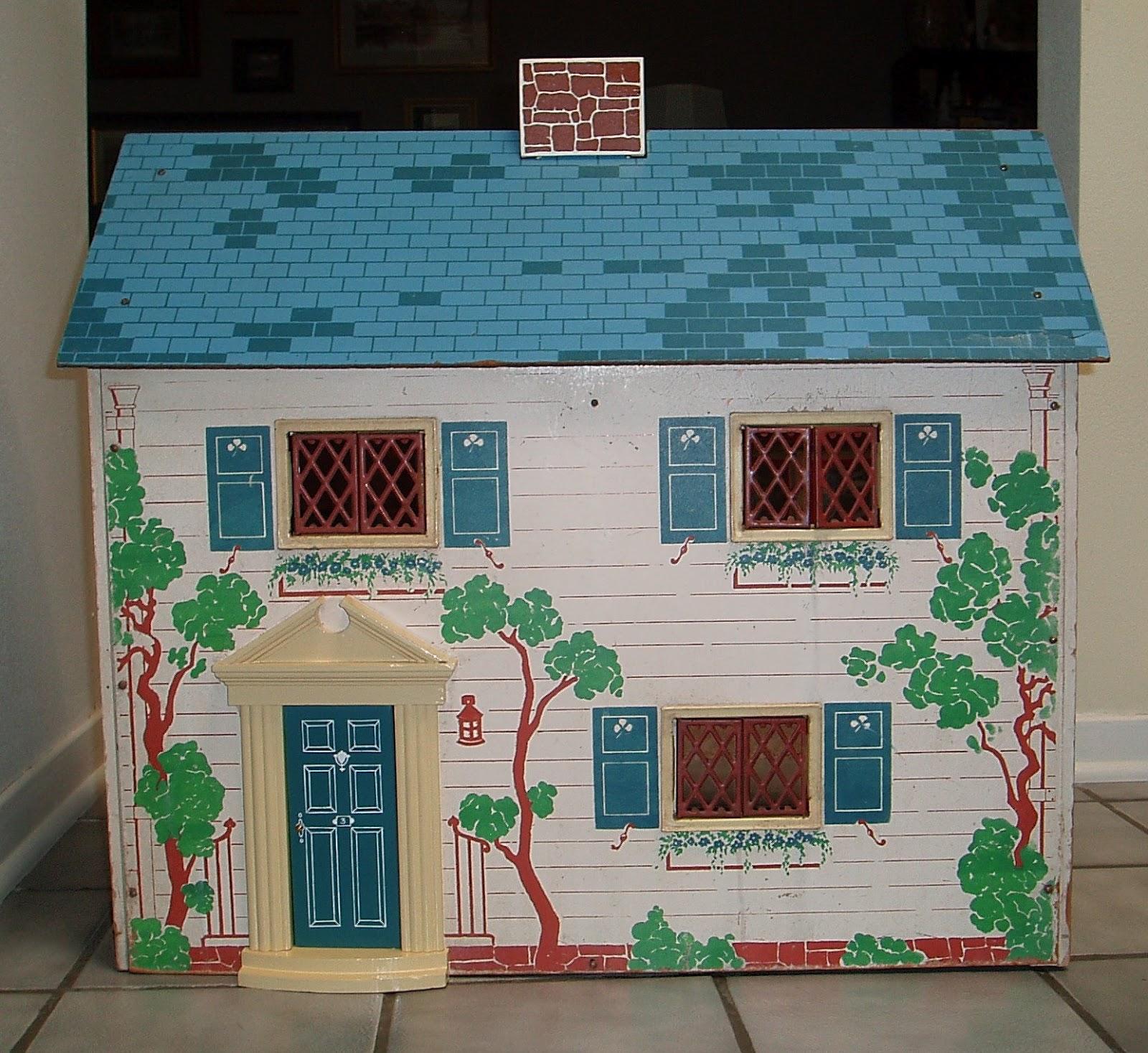 My Vintage Dollhouses My Keystone Of Boston Houses